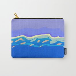 Childhood in front of the Ocean Carry-All Pouch