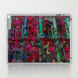 Psychedelic windows Laptop & iPad Skin