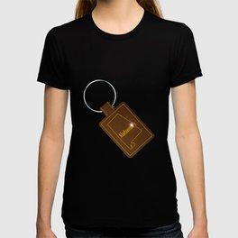 Alabama Leather Key Fob T-shirt