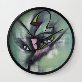 The Dance Wall Clock