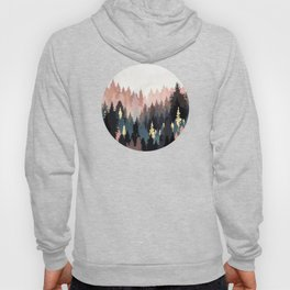 Spring Forest Light Hoody