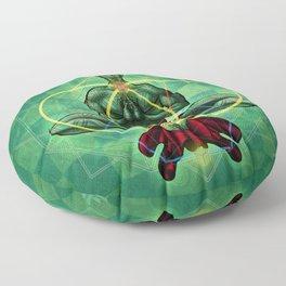 Conscious Enlightement Floor Pillow