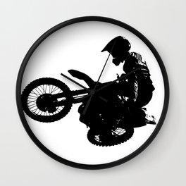 SuperX Wall Clock