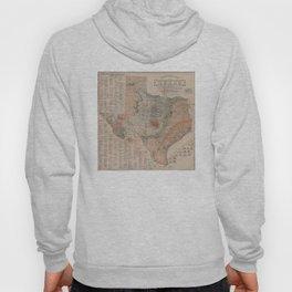 Vintage Geological Map of Texas (1920) Hoody