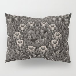 Art Machine Pillow Sham