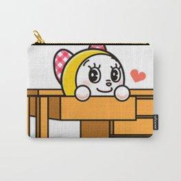 dorami cute2 Carry-All Pouch