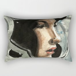 Galactic hope Rectangular Pillow