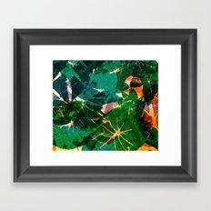 Calladium Remix I Framed Art Print