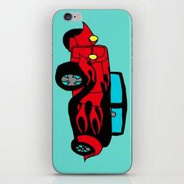 Hot Wheels iPhone Skin