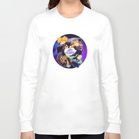 hey arnold Long Sleeve T-shirts featuring Hey Arnold Halloween by Kitty Kichi