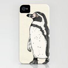 Humboldt Penguin iPhone (4, 4s) Slim Case