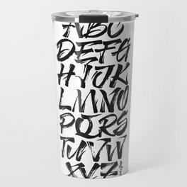 ALPHA Travel Mug