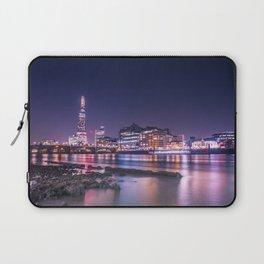 The Shard at Night Laptop Sleeve