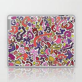 Acid Coloured Laptop & iPad Skin