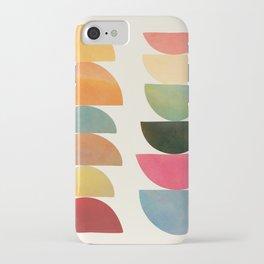 Modern Abstract Art 76 iPhone Case