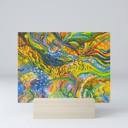 endless avenues Mini Art Print