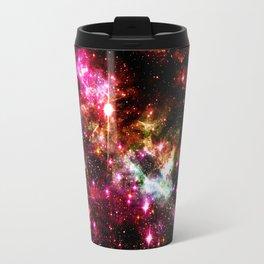 Tarantula Nebula Astral Fireworks Travel Mug