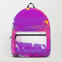 polo abstract Backpack