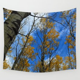 Fall in Jasper National Park Wall Tapestry