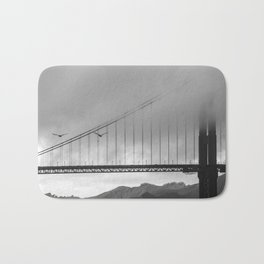 Gray Bay Bath Mat