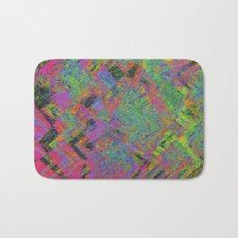 Abstracting Pink Bath Mat