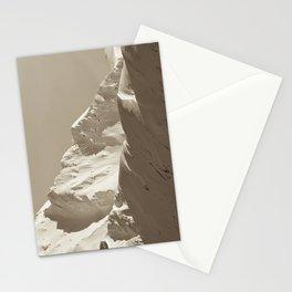 Alaskan Mts. - Mono I Stationery Cards