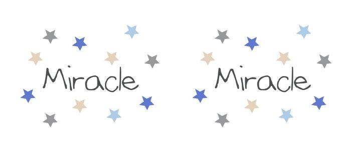 Blue miracle Coffee Mug