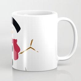 There's no man like a Snowman Coffee Mug