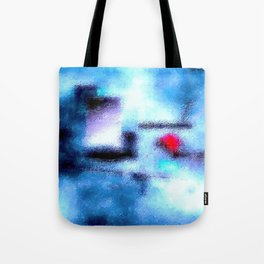 A Little Heaven in Hell Tote Bag