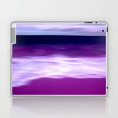 purple beach XII Laptop & iPad Skin