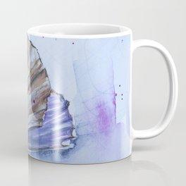 The great scallop - Pecten maximus Coffee Mug