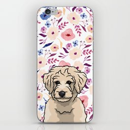 Floral Dood iPhone Skin