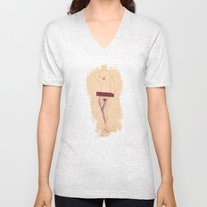 betty Unisex V-Neck