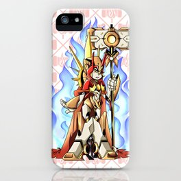 Mistress of Flame iPhone Case