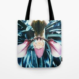 Orchid Passion Tote Bag