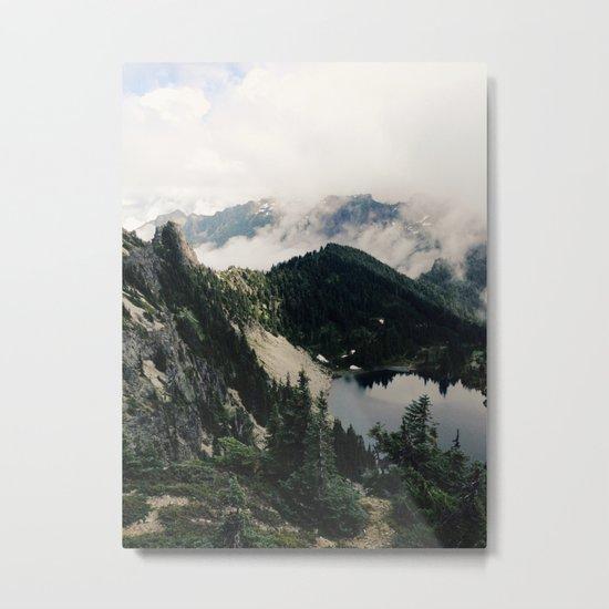Eunice Lake Metal Print