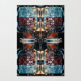 OR/WELL: Calculator V1 Canvas Print