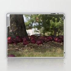 under the apple tree Laptop & iPad Skin