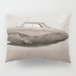 the Buick of the sea Pillow Sham
