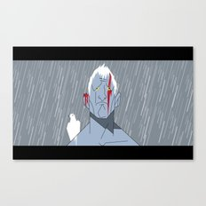 Manga Roy Canvas Print