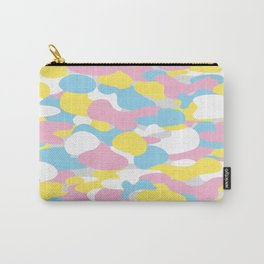 Cute camouflage pattern Carry-All Pouch