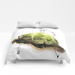 Edible Ensembles: Lettuce Comforters