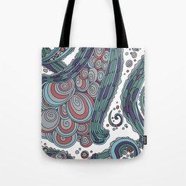 Wandering 38: color variation 2 Tote Bag