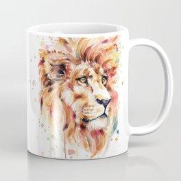 All Things Majestic (lion) Coffee Mug
