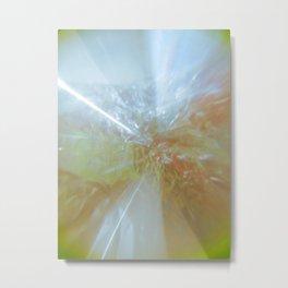 """Light Through Space"" series 2 Metal Print"