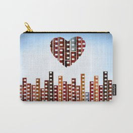 You Make This City Memorable Carry-All Pouch