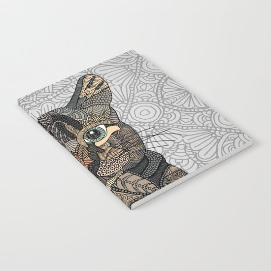 Tabby Cat Notebook