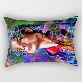 Michael J. Rectangular Pillow