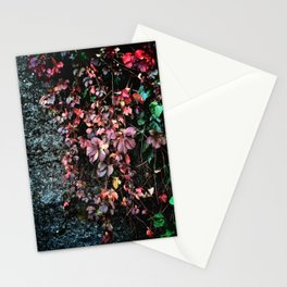 Red Leaf Stationery Cards