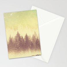 Winter's Journey  Stationery Cards